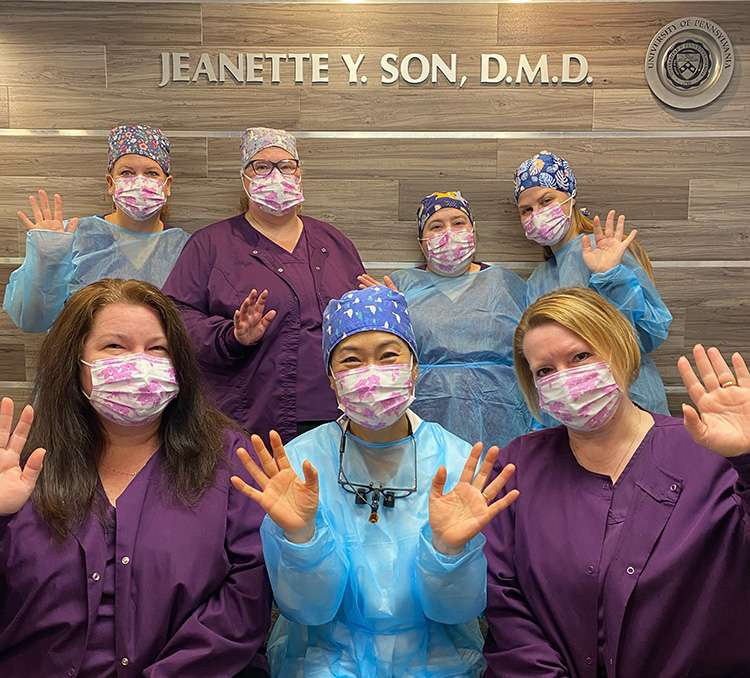Dr. Jeanette Son DMD | Family Dentistry in Wilmington, DE